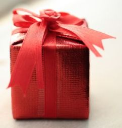 Red Personalized Gifts