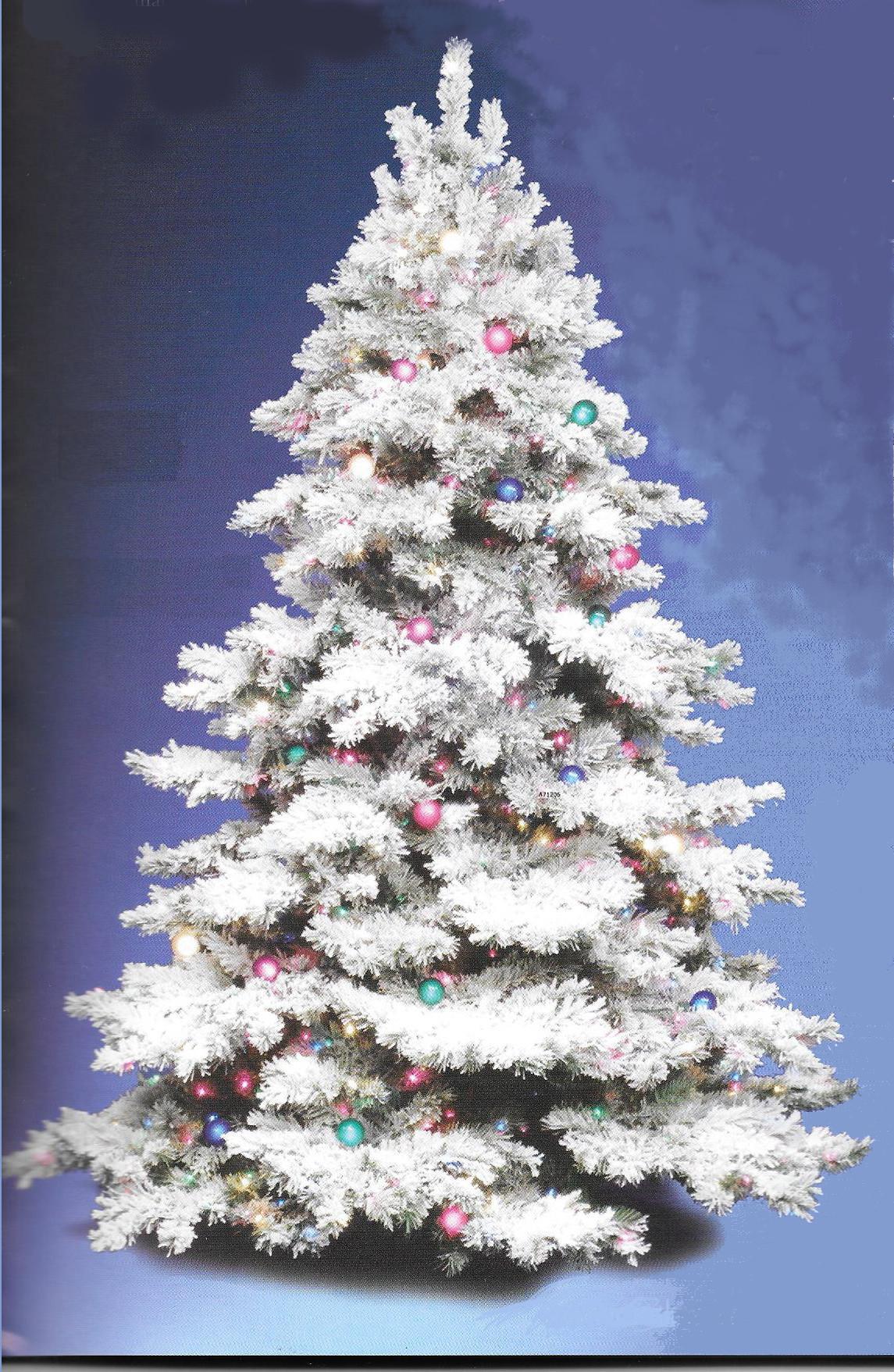 Frasier Fir Artificial Christmas Tree