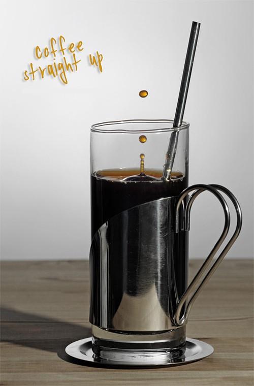 Coffee Straight Up