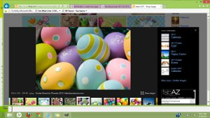 Bing Easter 2011 Search