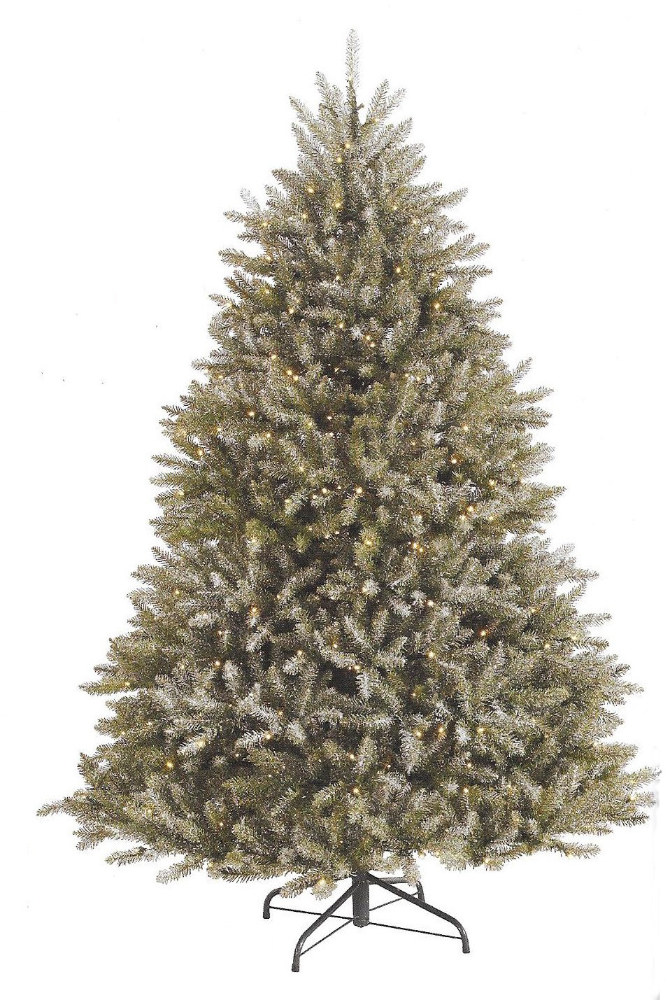 Frosted Hampton Fir