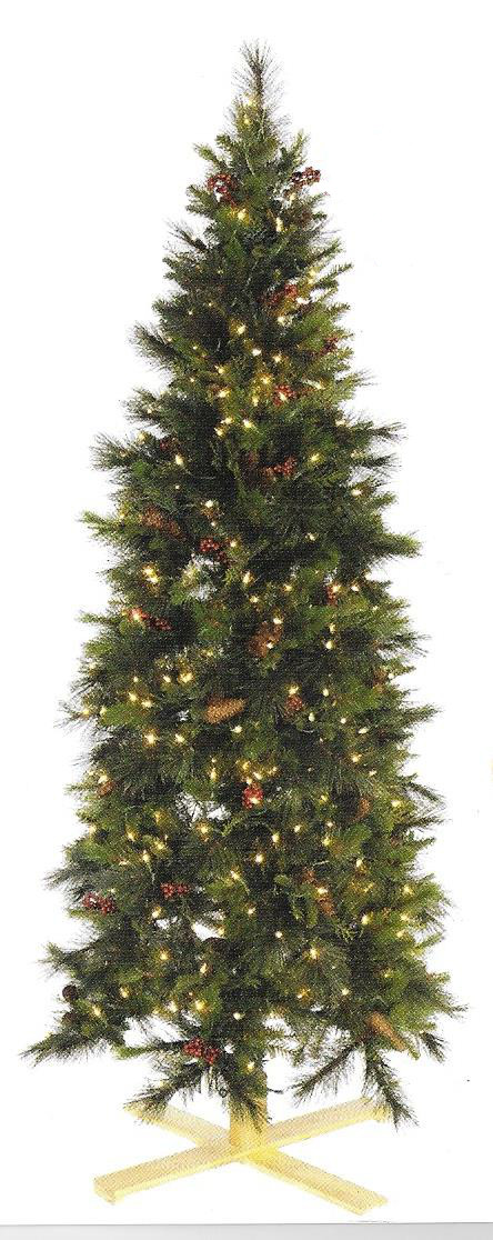 Slim Devonshire Mixed Pine