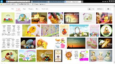 Revisiting easter 2011 for 2013 easter gift ideas the same also in bing yahoo but some really pretty images which can spark some great ideas for unique easter gifts easter gifts can take your cues from negle Choice Image