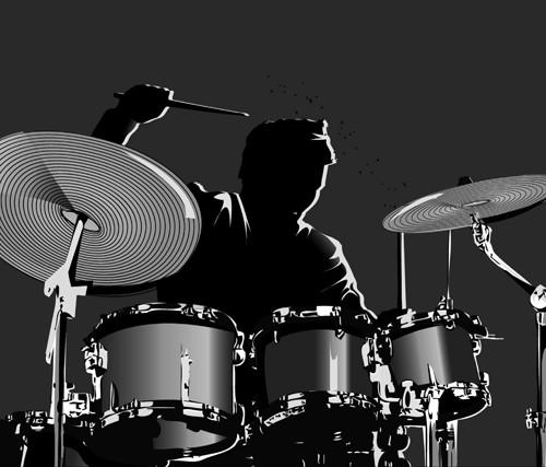 Drum and Drumer