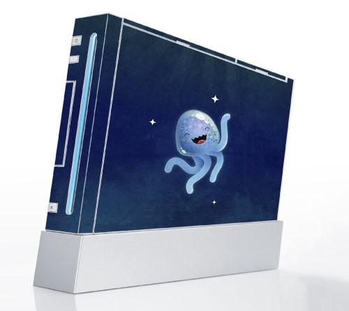Happy Squid
